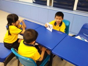 Reinforcing learning through peer coaching
